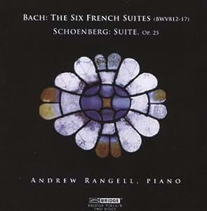 Andrew Rangell Plays Bach & Sc