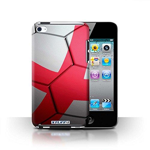 Coque de Stuff4 / Coque pour Apple iPhone 7 / Portugal Design / Nations de Football Collection Angleterre