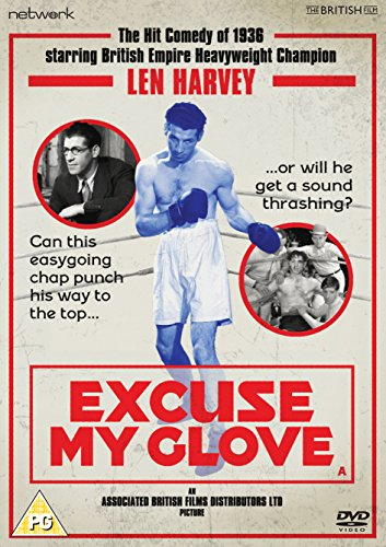 Excuse My Glove [DVD] [UK Import] -