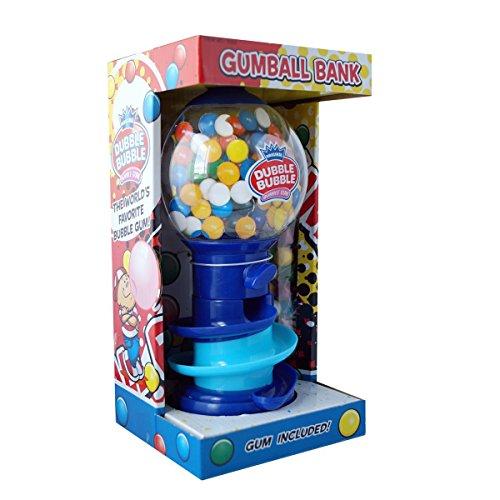 Dubble Bubble spirale Chewing Gum automatique 23 cm plastique + 75 g Chewing Gum