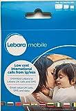 Lebara 3G International Pay As You Go SIM-Karte (Micro, Nano, Standard)–austauschbar Anrufe Texte Internet Daten für iPhone, iPad Tablet Galaxy Handys von fone-stuff