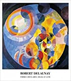 Posters: Robert Delaunay Poster Art Print - Formes Circulaires (44 x 39 inches)