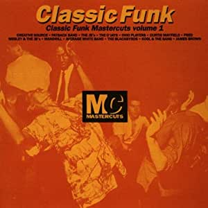 Classic mastercuts funk volume 1 music for Classic house mastercuts vol 3