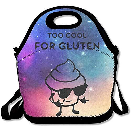Lunch tote Great America Handtaschen-Brotdosen-Brotbeutel-Lebensmittelaufbewahrungsbehälter passt für Schulreisen im Freien