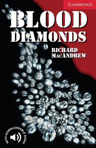 CER1: Blood Diamonds Level 1 (Cambridge English Readers) por Richard MacAndrew