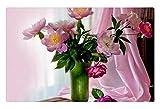 irocket Innen Boden Teppich/Matte–Blumen (59,9x 39,9cm 60cm x 40cm)