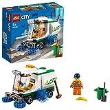 Lego City Great Vehicles - Barredora Urbana, Juguete de Construcción desde 5 Años, con Una Minifigura de...