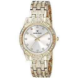 Daniel Klein Analog Silver Dial Women's Watch-DK11170-1