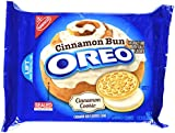 Oreo Cinnamon Bun Flavored Sandwich Cookies, 12.2 Ounce (1 pack)