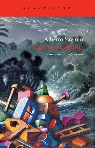 Portada del libro Nueva enciclopedia (El Acantilado)