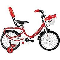 Hero Peppy Steel Bicycle, Junior (Red)