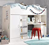 High Sleeper Bed Cromer - M1860