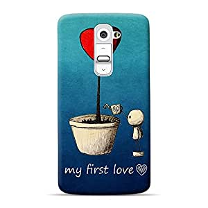 Mobile Back Cover For LG G2 (Printed Designer Case)