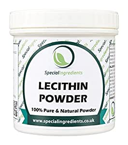 Special Ingredients Premium Quality Lecithin Powder 100 g