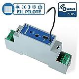 Qubino Z-Wave Plus DIN Pilot Wire