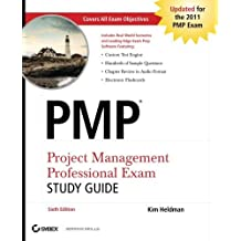 PMP Project Management Professional Exam Study Guide [With CDROM] by Kim Heldman (29-Jul-2011) Paperback