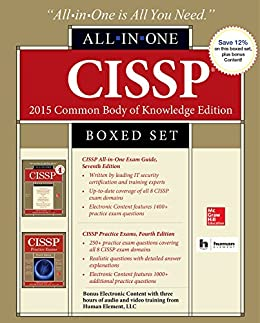 CISSP Boxed Set 2015 Common Body of Knowledge Edition (All-in-One ...