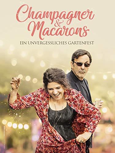 Champagner & Macarons: Ein unvergessliches Gartenfest -