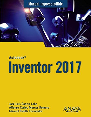 Inventor 2017 par Manuel; Marcos Romero, Alfonso Carlos; Canito Lobo, Jose Luís Padilla Fernández