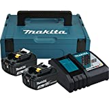 Makita 197952-5 Power Source Kit 18V 3Ah 230 V, türkisschwarz