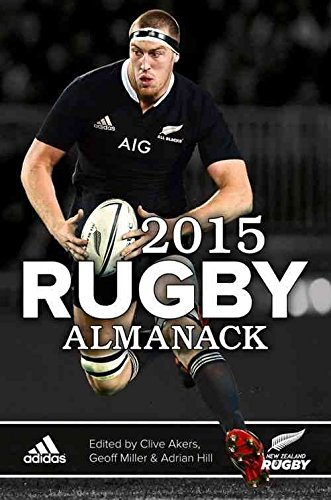 [(2015 Rugby Almanack)] [Edited by Clive Akers ] published on (June, 2015)