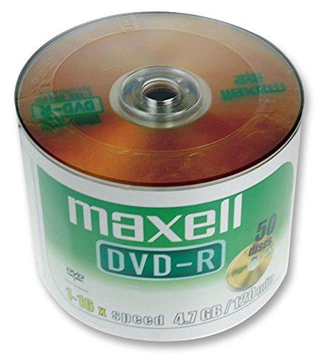 Dvd-r, 4.7gb, 50pk
