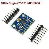 #3: GY-521 MPU-6050 MPU6050 Module 3 Axis analog gyro sensors+ 3 Axis Accelerometer Module