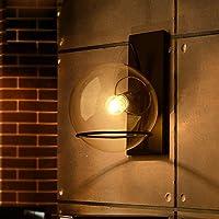 LLYY-Personalità creativa bolla sfera vetro parete ristorante