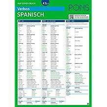 PONS Verben auf einen Blick Spanisch (PONS Auf einen Blick)