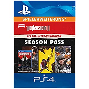 Wolfenstein II: The New Colossus – Freedom Chronicles Season Pass | DLC | PS4 Download Code – österreichisches Konto