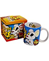"""Danger Mouse Mug, """"You're The Boss"""" Featuring Penfold"""
