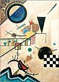 Poster 50 x 70 cm: Gegenklänge von Wassily Kandinsky/akg-Images - Hochwertiger Kunstdruck, Neues Kunstposter