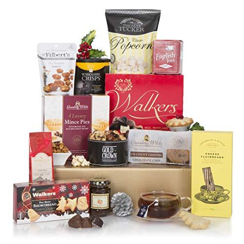Bearing Gifts Christmas Hamper, Xmas Hampers, Gift Baskets and Food Gifts