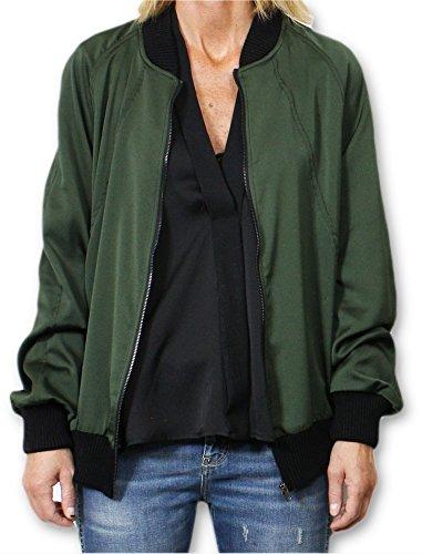 Imperial -  Cappotto  - Donna verde L