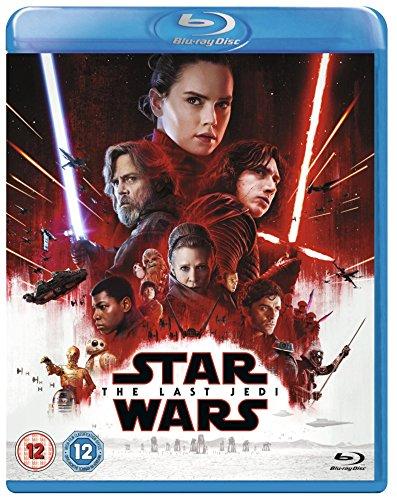 Star Wars: The Last Jedi (First Order) [Blu-ray] [UK Import]