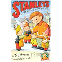 By Jeff Brown - Stanley's Christmas Adventure (Flat Stanley) (New edition)