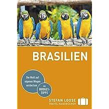 Stefan Loose Reiseführer Brasilien: mit Reiseatlas