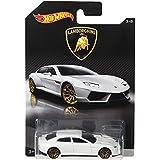 Hot Wheels Lamborghini Toy Car - Estoque White