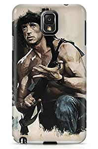 GeekCases John Rambo Back Case for Samsung Note 3
