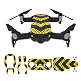 Deylaying Sticker Decal Membrane for DJI Mavic Air, Drone+Remote Controller Sticker Decal Skin Wrap Full Set (SL01)