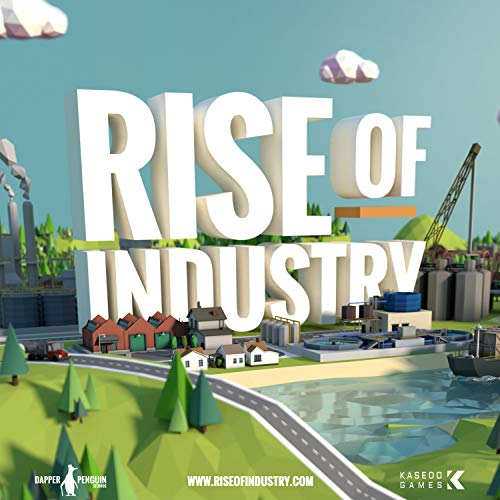 Rise of Industry (Original Videogame Soundtrack)