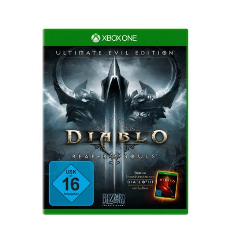 Diablo III - Ultimate Evil Edition - [Xbox One]