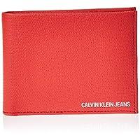 Calvin Klein Wallet for Men-Barbados Cherry