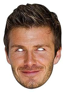 David Beckham Mask - Celebrity Masks