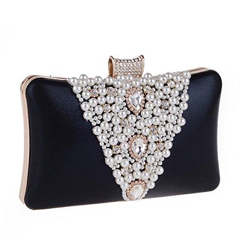 LAIDAYE Diamond Bankett Party Dinner Party Taschen Umhang Taschen Damen Handtaschen Taschen 14