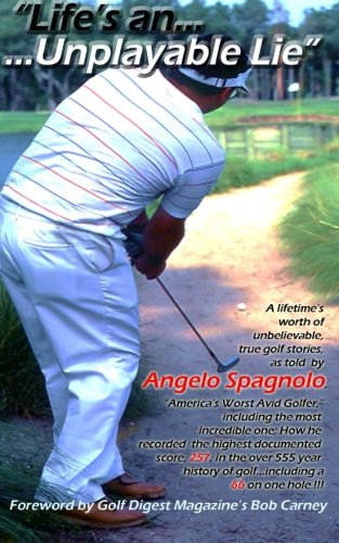 Life's an Unplayable Lie por Angelo Spagnolo