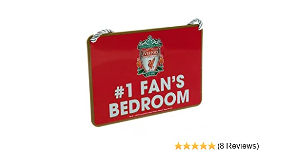 Liverpool Fc Official Football Gift Birthday Card No 1 Fan A Great