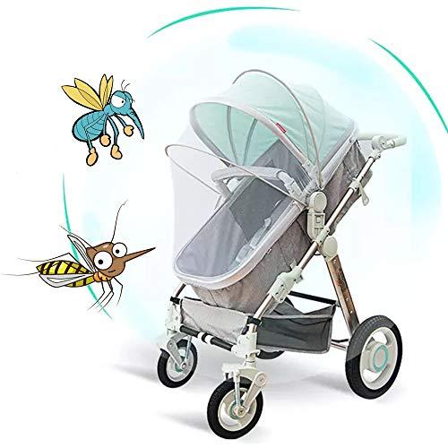 Zanzariera universale per passeggino, zanzariera e insetti