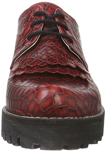 Marc Shoes Damen Katy Derby Rot (Red 00053)