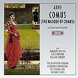 Comus (the Masque of Comus) [Import allemand]